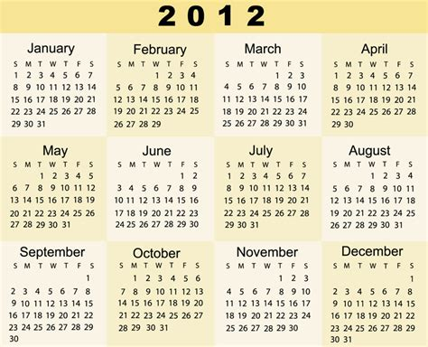 2012 Calendar Template by Calendar 2012 Calendar Template 2012 New All Photo