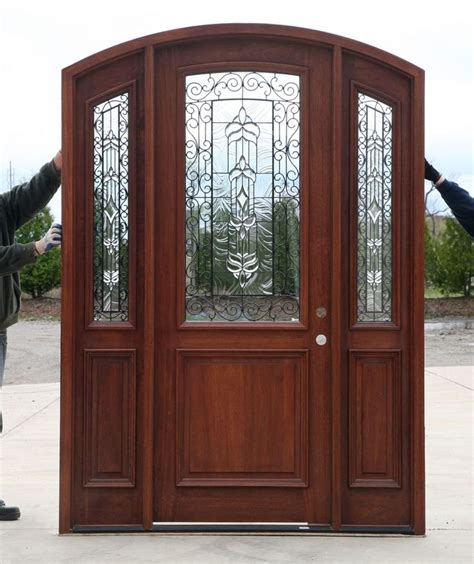 Arch Top Exterior Doors 30 Best Images About House Plans Exterior On