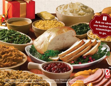 Shoney S Christmas Day Buffet Kids Eat Free Shoney S Buffet