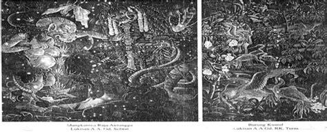 Contoh Tali Rami seni rupa keragaman teknik bahan dan tema karya seni