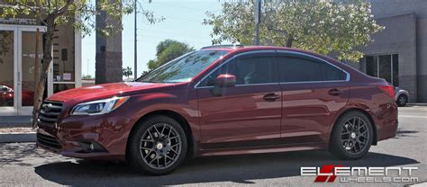 custom subaru legacy subaru wheels custom and tire packages