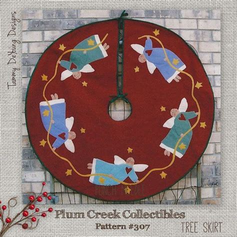 trees felt applique and the o jays on 1000 images about sewing patterns by plum creek tammy
