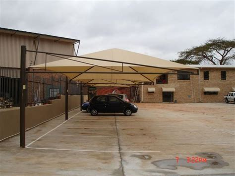 Canvas Carport Gallery Nelspruit Canvas And Shade Cc