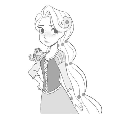 Rapunzel Drawing Tumblr Best Free