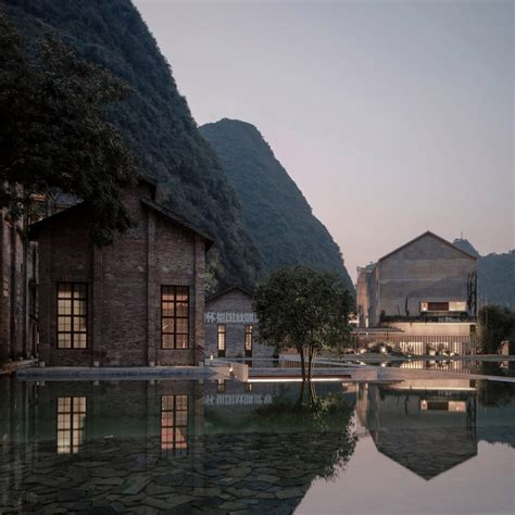 architects and designers houses dezeen vector architects converts sugar mill into alila yangshuo