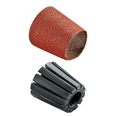 Aska Set support conique manchon abrasif ask 30 ponceuse prr 250 es