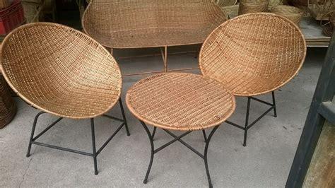 silla mimbre comprar sillas de mimbre oleg silla de mimbre bamb