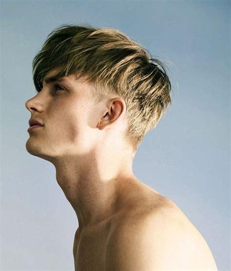 peinado hombre corto 12 peinados para hombres con pelo corto y largo 2017