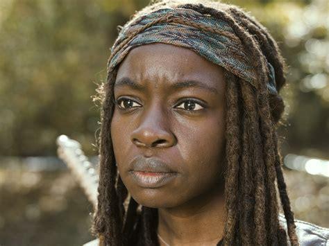 Walking Dead Michonne the walking dead we page 8