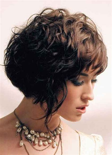 thick wavy haircuts at 50 50 cute short hairstyles for women with thick hair fave