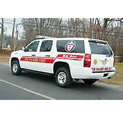 Southard Fire Co 2008 Chevrolet Suburban Chief S Car Conversion