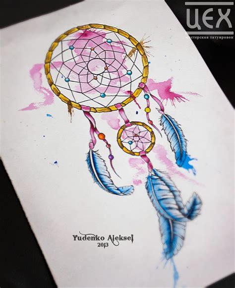 watercolor tattoo dreamcatcher 25 best ideas about watercolor dreamcatcher on