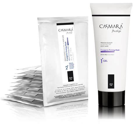 Get Younger Skin With Elite Cryogenic Moisturizer by Casmara Mask Cryogenic Firming Mask