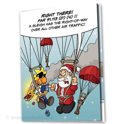 christmas airplane jokes aviation cards for pilots and airplane geeks aviatorwebsite