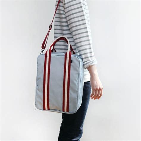 Tas Pakaian Travel Ukuran Besar Merah 1 baru tahan air tas luar pria wanita olahraga