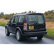 Land Rover Discovery 4  Pictures Auto Express