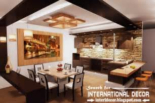 Modern Ceiling Design For Kitchen Largest Album Of Modern Kitchen Ceiling Designs Ideas Tiles Home Decorating