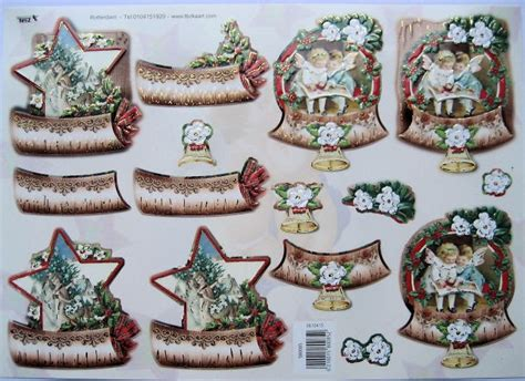 Die Cut Decoupage - foil play updates new die cut decoupage sheets