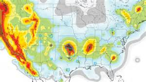 heartland fracking quakes show up on new u s earthquake