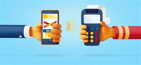 ubi app ubi pay app on behance