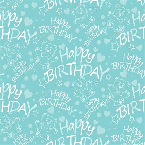 seamless pattern birthday happy birthday seamless pattern texture background paper