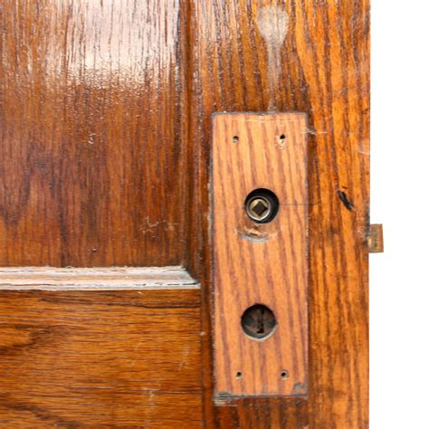 Solid Wood Doors For Sale by Antique Two Panel Solid Wood 18 Oak Doors Nid23 For