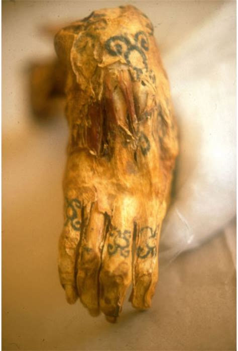 tattoos history smithsonian