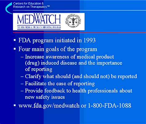 Food And Drug Administration Medwatch Report | fda drug interaction overdose of blood thinners