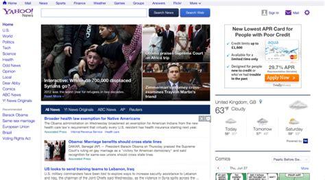 yahoo technews yahoo news reved brings major redesign i2mag
