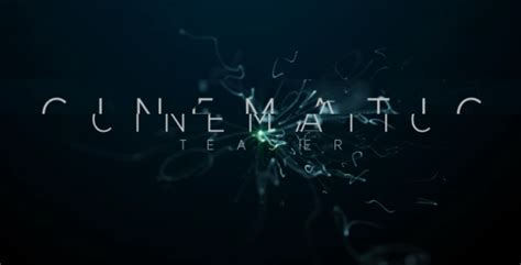 movie trailer templates for after effects movie trailer abstract after effects templates f5