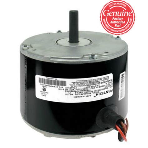 where can i buy a condenser fan motor emerson rheem k55hxlrb 0202 1 10 condenser fan motor ebay
