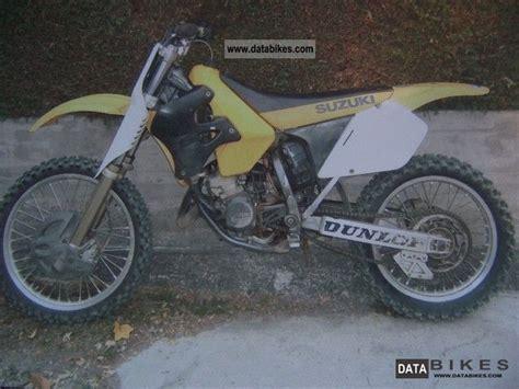 Suzuki Rm 125 1995 1995 Suzuki Rm 125