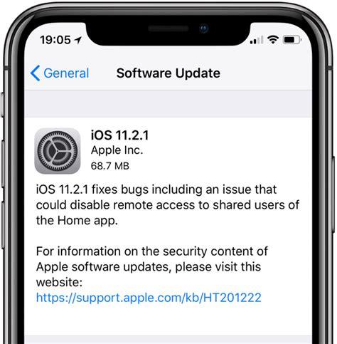 apple issues ios 11 2 1 with homekit fix