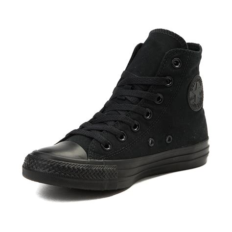 Converse Low Ct2 Black Mono converse chuck all hi mono sneaker black