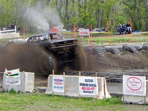 bradford monster truck show actionshotsnh vermonster 4x4 bradford mud races may 2012
