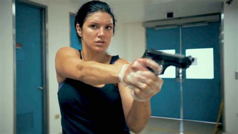 film it in the blood in the blood trailer gina carano danny trejo 2014
