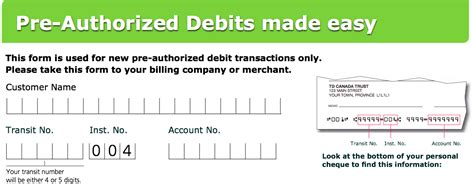 Td Bank Letter For Direct Deposit Td Bank Account Number Book Covers