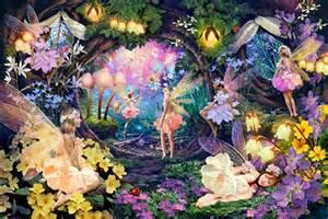Fairy Wall Mural Fairy Room Theme Fairies Pixies Amp Cherubs Fantasy Wall