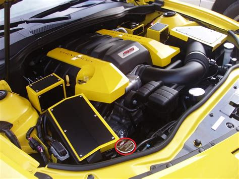 Just Wondering Are Personalised Jets The New Must Accessory by Engine Bay Addition Camaro5 Chevy Camaro Forum