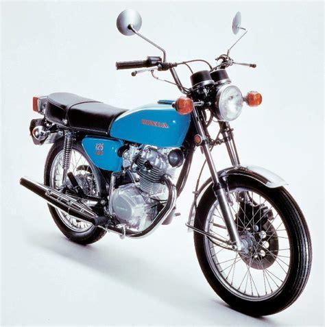 Motorrad Honda 125 Ccm by Honda Cb125