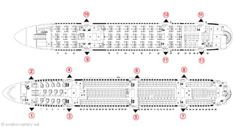 airbus a380 floor plan aviation safety network gt airline safety gt emergency exits
