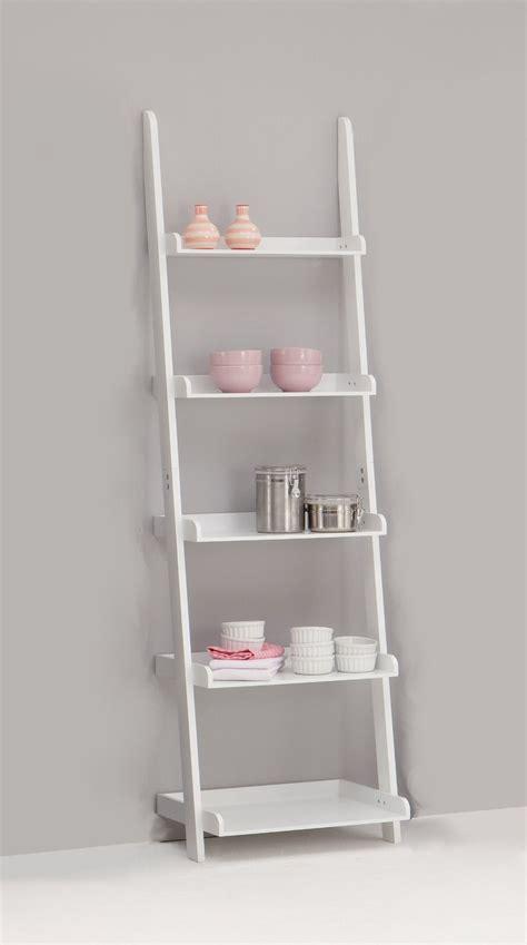 ladder shelving unit homesfeed
