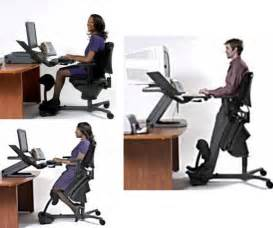 standing desk knee sit stand chair sitting kneeling and standing slide50