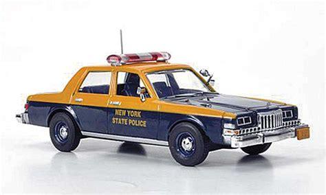 Auto Kaufen New York by Dodge Diplomat New York State 1985 Response