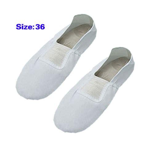 10pcs asds elastic band white flat shoes size 11 5