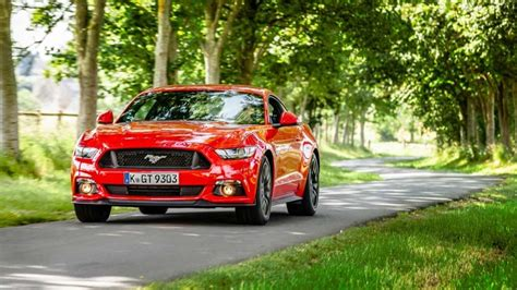 ford europe 2017 ford mustang europe the news wheel
