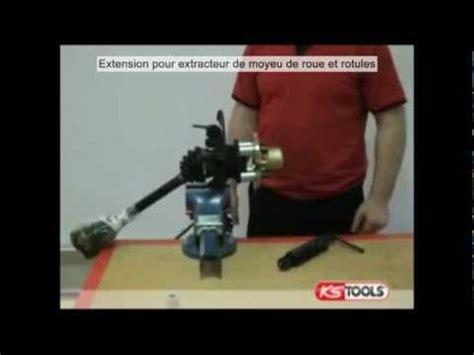 Extracteur De Moyeu 4585 700 1435 extension pour extracteur de moyeu de roue et