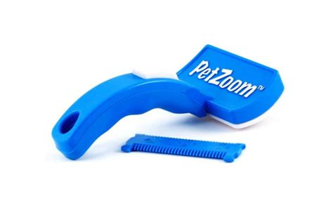 Sale Petzoom Pet Zoom Self Cleaning Grooming Brush Sisir Eh110 petzoom pet zoom and cats comb end 7 10 2019 11 26 am