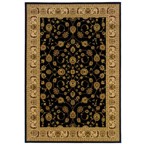 american weavers rugs shop weavers of america kennett rectangular black