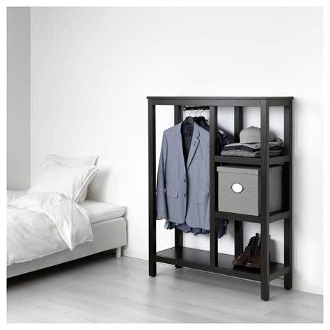 ikea open wardrobes hemnes open wardrobe black brown 99x130x37 cm ikea